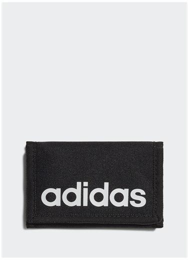 adidas adidas GN1959 LINEAR WALLET Unisex Cüzdan Siyah